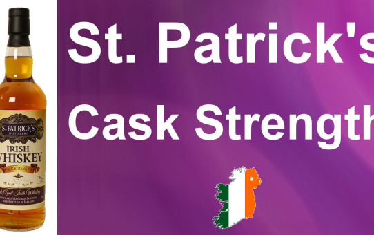 #030 - St. Patricks Cask Strength vs. Writer's Tears Cask Strength review from WhiskyJason