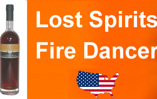 #45 - Fire Dancer from the Lost Spirits Distillery Review from WhiskyJason