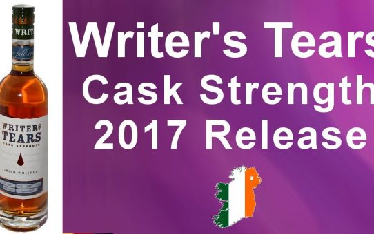 #48 - Writer's Tears Cask Strength 2017 Release Irish Whiskey review from WhiskyJason
