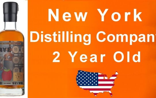 #67 -  New York Distillery Company 2 year old Rye from That Boutique-y Rye Company