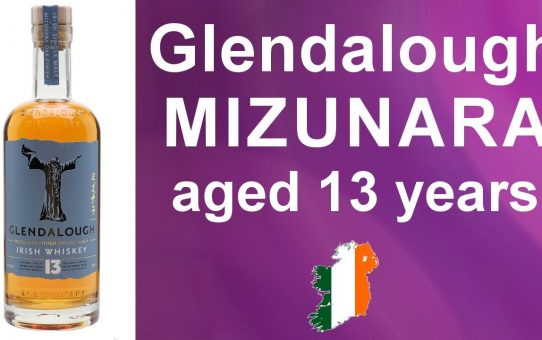 #81 - Glendalough Mizunara Japanesse Oak casks aged 13 years Irish Whiskey review from WhiskyJason