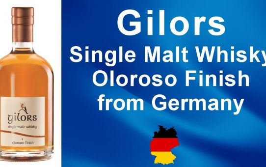#61 - Gilors Single Malt Whisky Oloroso Finish from Germany