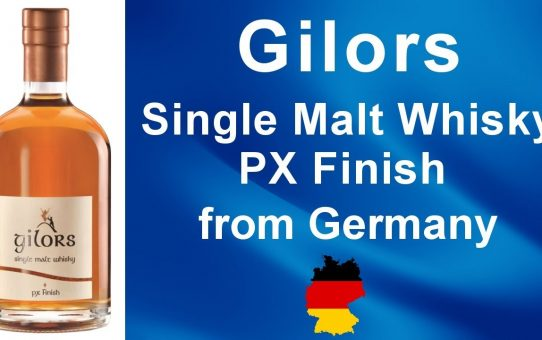 #62 - Gilors Single Malt Whisky PX Finish from Germany