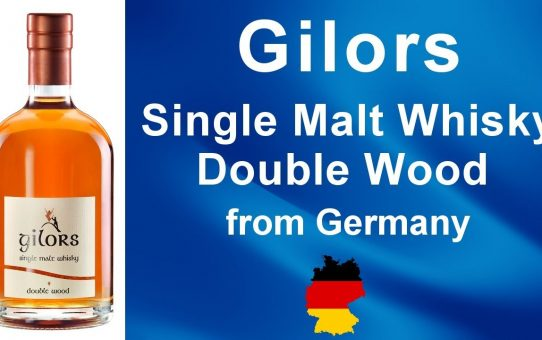 #63 - Gilors Single Malt Double Wood Whisky from Germany