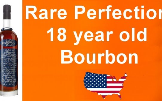 #68 - Rare Perfection 18 year old bourbon bottled for Japan reviewed by WhiskyJason