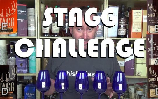#58 - Stagg Challenge - Blind Tasting from WhiskyJason