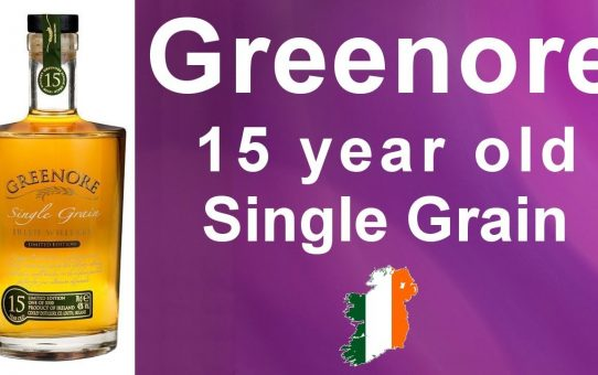 Greenore 15 year old Single Grain Irish Whiskey review #91 from WhiskyJason