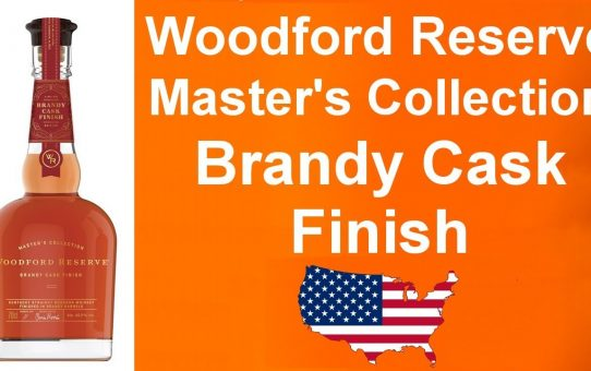 Woodford Reserve Master's Collection Brandy Cask Finish review 94