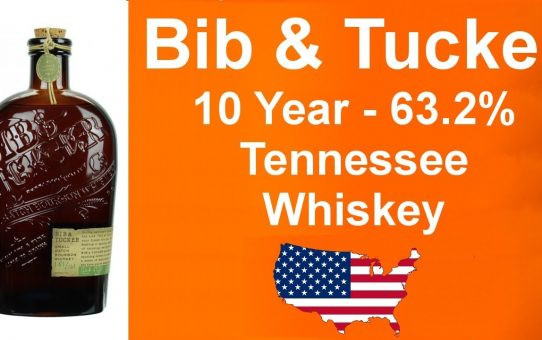 Bib & Tucker 10 year old Tennessee Whiskey review #99 with 63.2% ABV from WhiskyJason