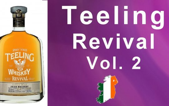 Teeling 13 Year Old The Revival Volume II Calvados casks Irish Whiskey review #105 from WhiskyJason