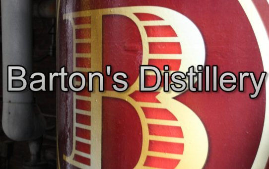 #015 - Barton 1792 Distillery Tour in Bardstown, Kentucky from WhiskyJason
