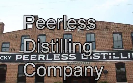 #013 - Peerless Distillery Tour in Louiseville Kentucky from WhiskyJason
