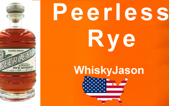 #014 - Peerless Rye Whiskey review from WhiskyJason