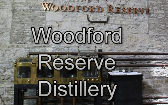 #011 - Woodford Reserve Distillery Tour from WhiskyJason