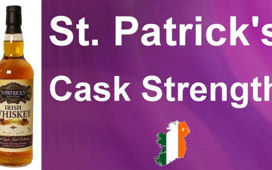 #030 - St. Patricks Cask Strength vs. Writer's Tears Cask Strength review from WhiskyJason