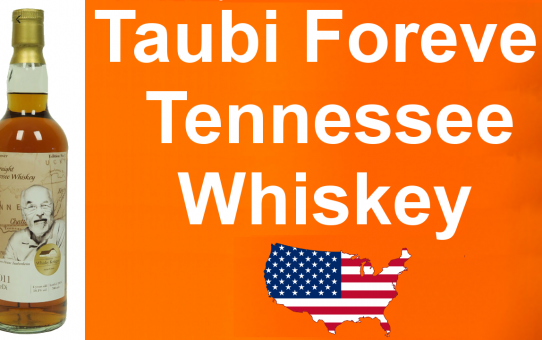 #026 - Taubi Forever from Whisky Krüger - Cask Strength George Dickel review from WhiskyJason