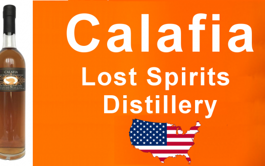 #47 - Calafia from the Lost Spirits Distillery Review from WhiskyJason