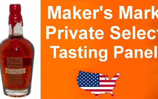 #41 Maker's Mark Private Select Tasting Panel Bourbon Review from WhiskyJason