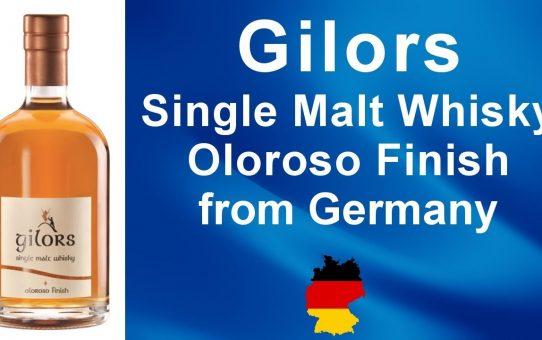 #61 - Gilors Single Malt Whisky Oloroso Finish from Germany