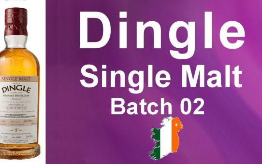 #64 - Dingle Single Malt Irish Whiskey Batch 2 review from WhiskyJason