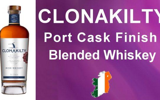 #66 - Clonakilty Port Cask Irish Whiskey Review von WhiskyJason