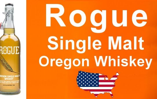 #71 - Rogue Single Malt Oregon Whiskey review from WhiskyJason