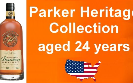 #83 - Parker's Heritage Collection aged 24 years 10th anniversary edition reviewed by WhiskyJason
