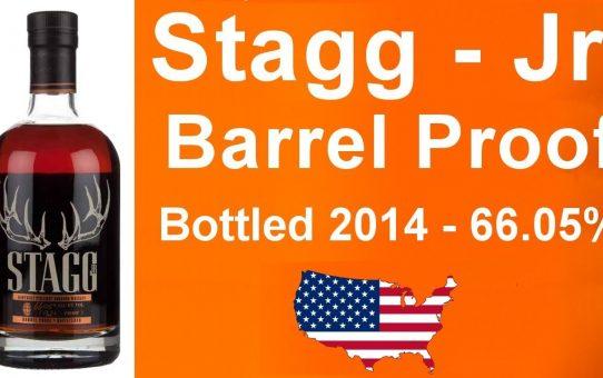 #53 - Stagg Jr. Barrel Proof Bottled 2014 - 66.05% Bourbon Whiskey review from WhiskyJason