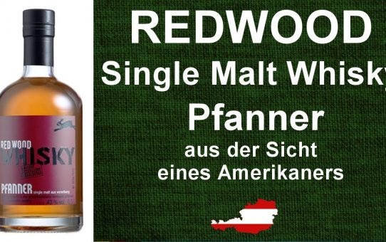 #84 - Redwood Austrian Single Malt Whisky reviewed by WhiskyJason