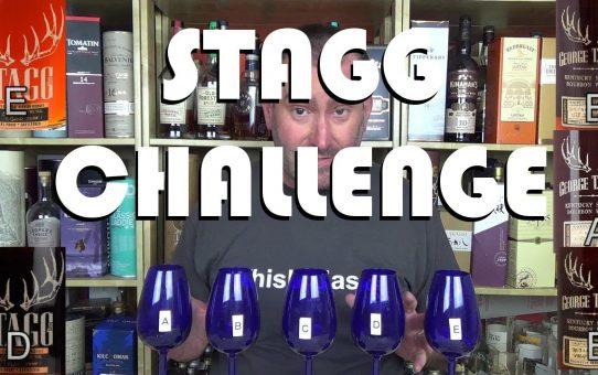 #58 - Stagg Challenge - Blind Tasting from WhiskyJason