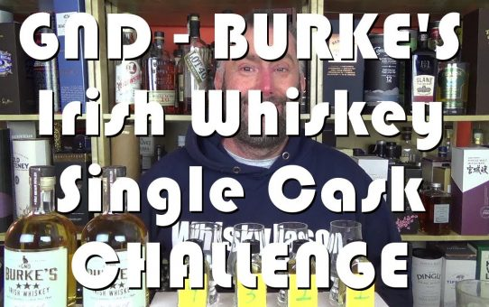 #89 - GND - Burke's Irish Whiskey 15 Year old Single Cask CHALLENGE from WhiskyJason
