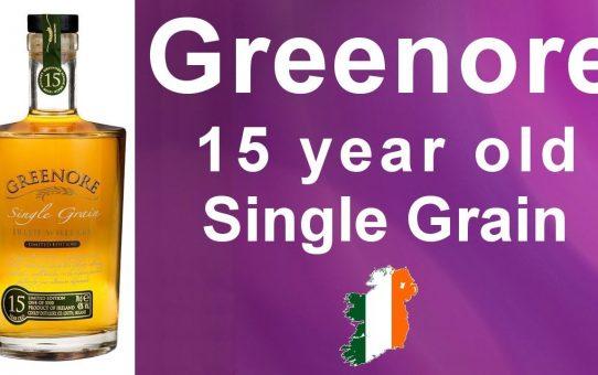 Greenore 15 year old Single Grain Irish Whiskey review #91 from WhiskyJason