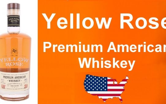 Yellow Rose Premium American Whiskey review #96 from WhiskyJason