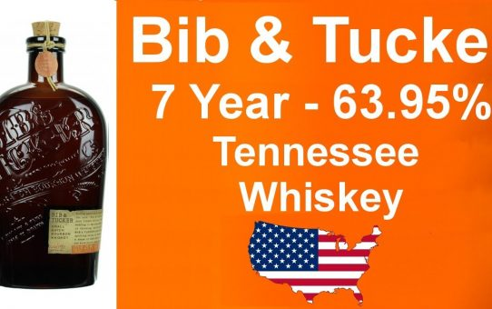 Bib & Tucker 7 years old with 63.95% ABV Tennessee Whiskey review #98 from WhiskyJason